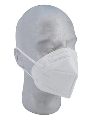 Liberty Disposable KN95 Mask in Case Lots of 1500.